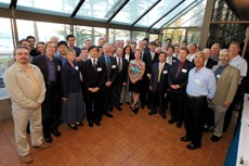 Participants to the Australian ITER workshop. (Click to view larger version...)