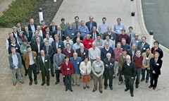 Participants of the 12th ITPA Topical Group on Diagnostics meeting, in Princeton, USA.