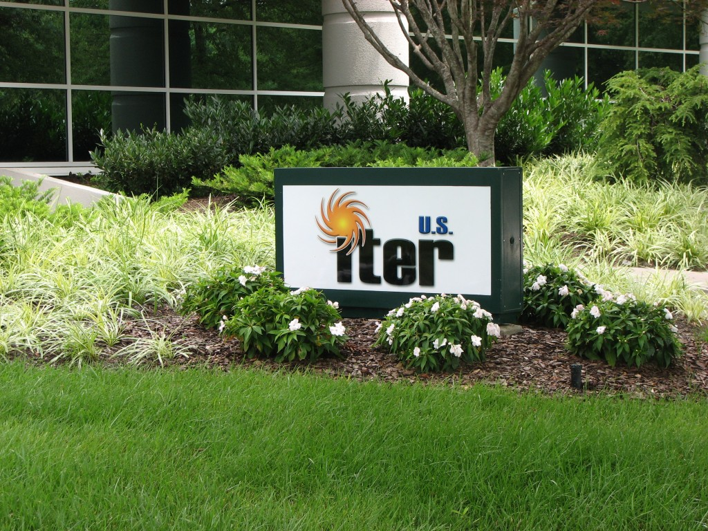 The US ITER Project Office at Oak Ridge National Laboratory. (Click to view larger version...)