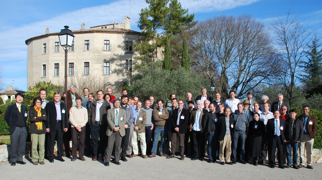 The participants to this week's Plasma Control Workshop.
