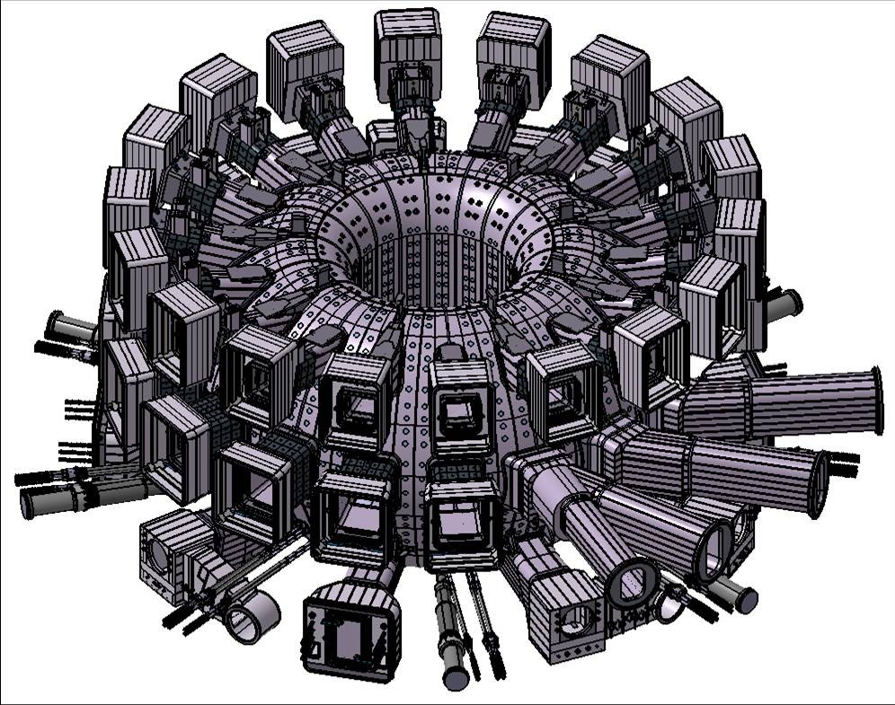 Korea is to build two out of the nine sectors for ITER's vacuum vessel.