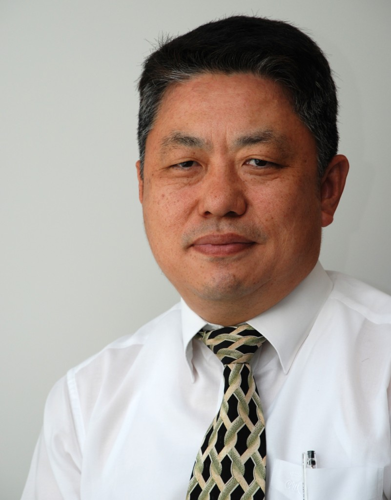 Responsible for the CEP Department: Yong-Hwan Kim. (Click to view larger version...)