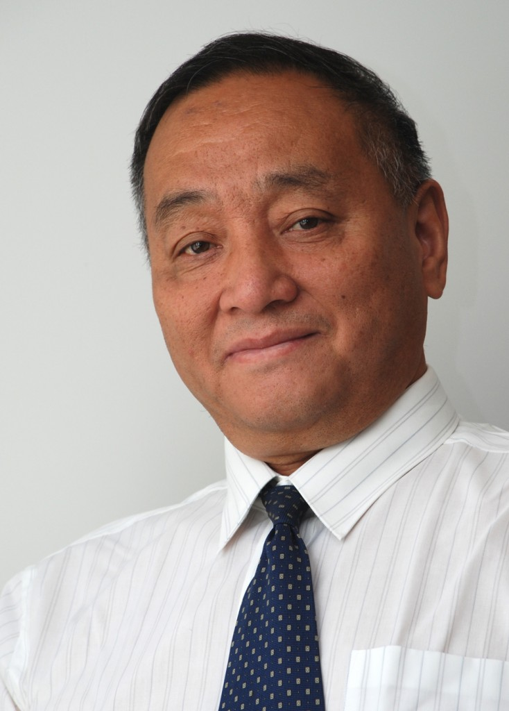 Shaoqi Wang, Head of ITER Administration.
