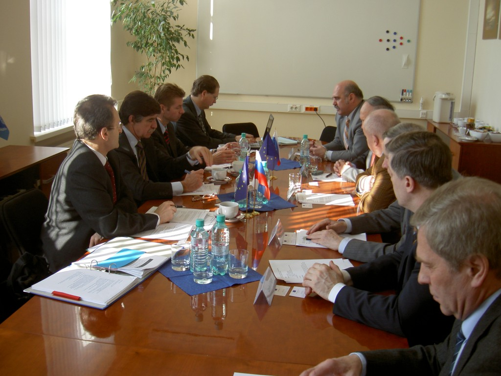 ITER on the agenda of Russian-European negiotiations.