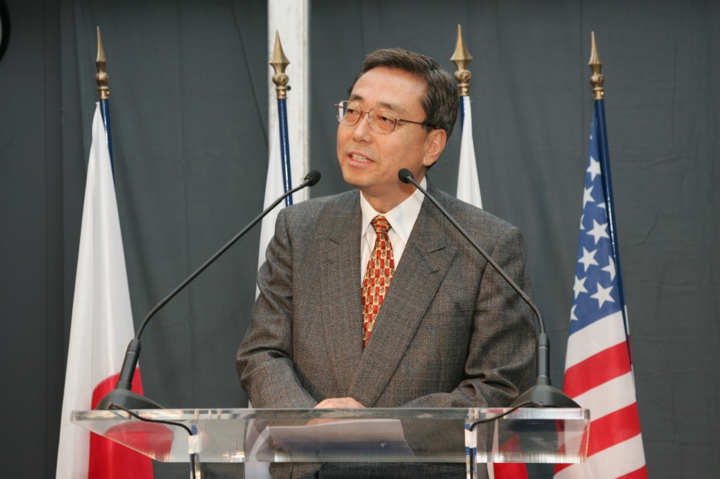 Kaname Ikeda, ITER Director-General (Click to view larger version...)