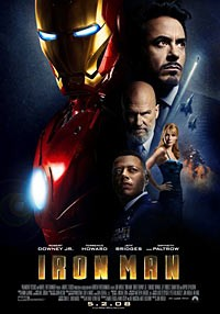 "Science meets Science Fiction: The new blockbuster ""Iron Man"" featuring JET. (Click to view larger version...)"