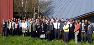 The members of the latest Diagnostic Meeting in Lausanne. (Click to view larger version...)