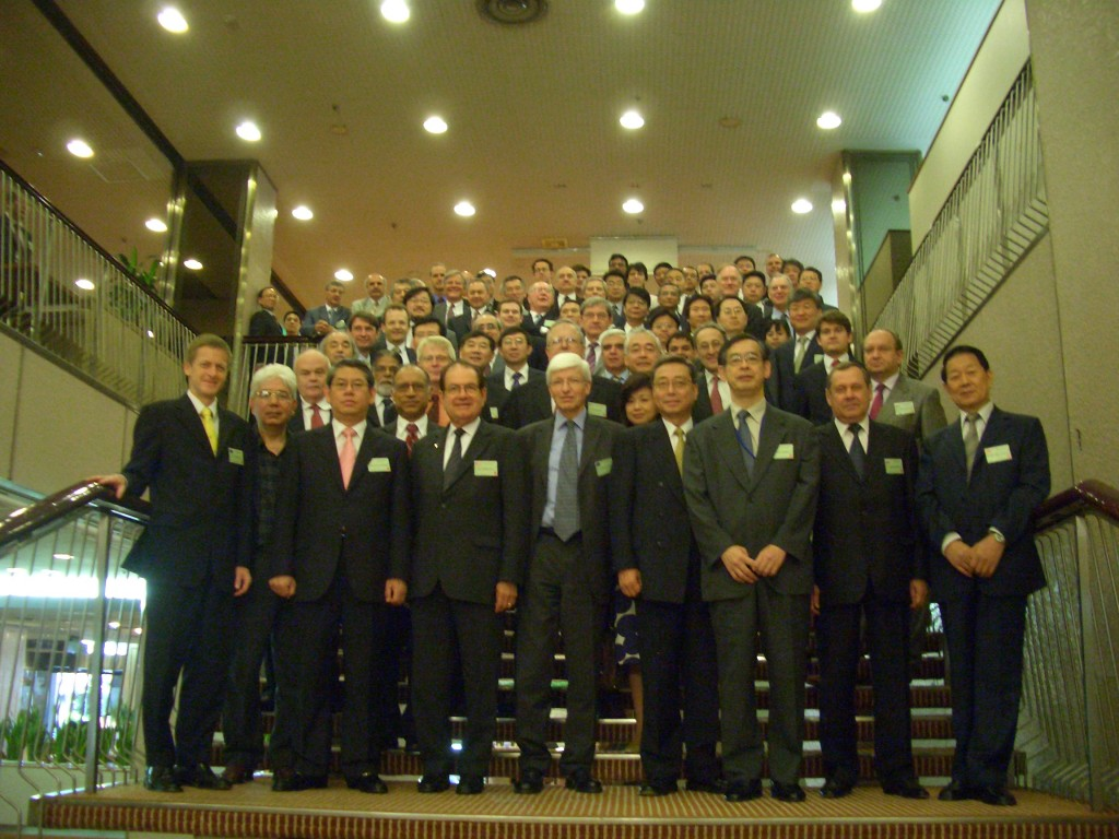 Participants at IC-2 in Aomori, Japan. (Click to view larger version...)