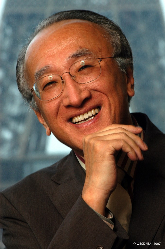 Nobuo Tanaka, Executive Director of the International Energy Agency.