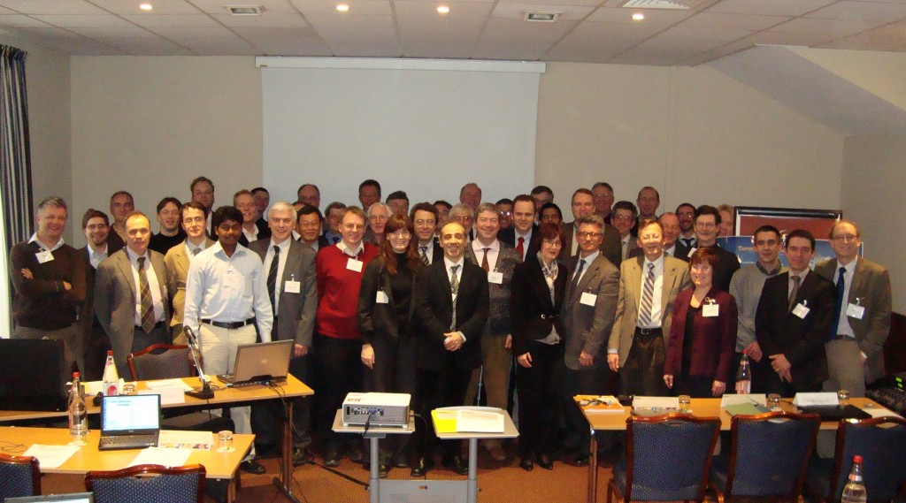 More than 60 Hot Cell experts from around the world participated in last week's workshop.