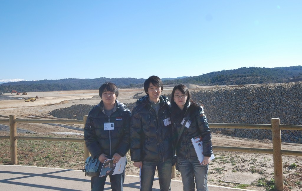 From left to right: S.H. Kim, J.M. Kim, G.Y. Kim