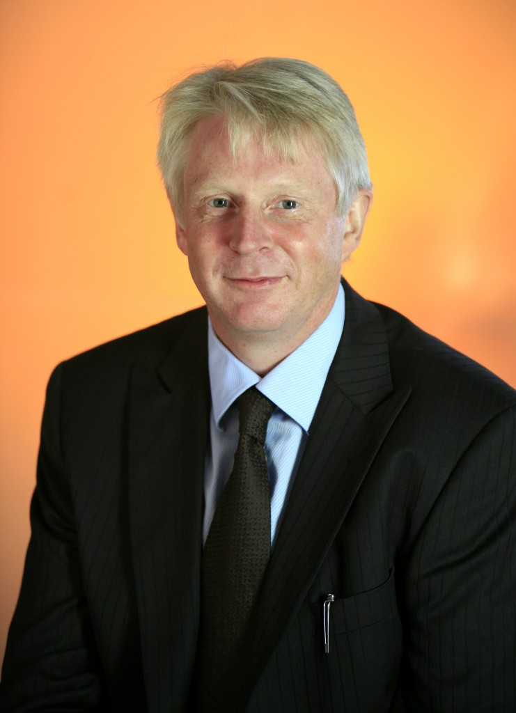 Norbert Holtkamp, ITER Principal Deputy Director-General (Click to view larger version...)