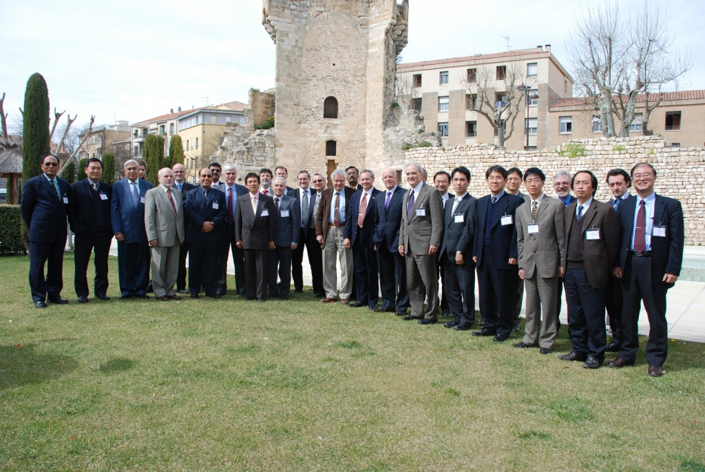 The members of the first Test Blanket Module Program Committee in Aix-en-Provence last week. (Click to view larger version...)