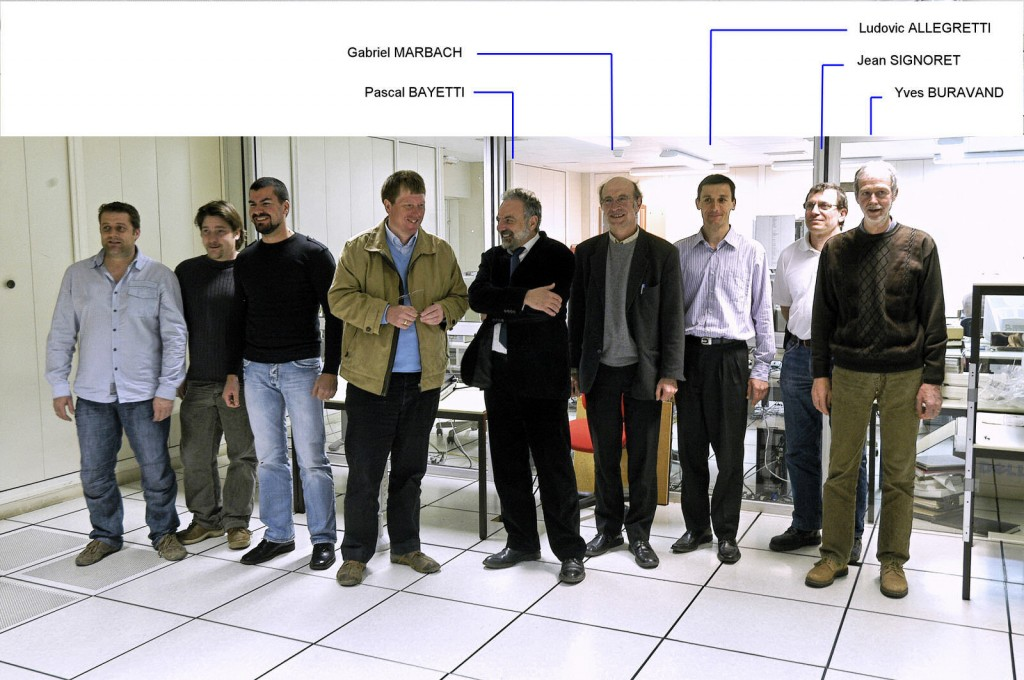 On 9 March, ITER's brain was handed over to ITER's people. (Click to view larger version...)