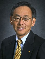 Steven Chu, US Secretary of Energy  (Click to view larger version...)