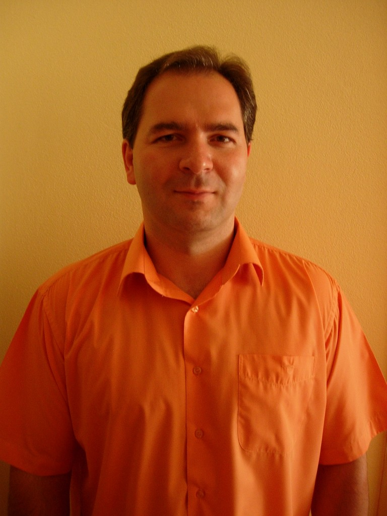 Radomír Pánek, Head of the Tokamak Department at the IPP in Prague.