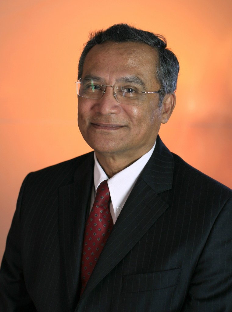 Dhiraj Bora, Deputy Director-General for CODAC, Heating & Current Drive, and Diagnostics.