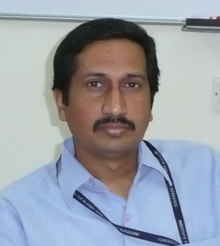 Shishir P. Deshpande, Project Director of ITER India.